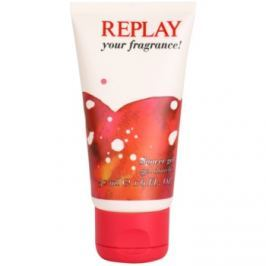 Replay Your Fragrance! For Her żel pod prysznic tester dla kobiet 50 ml