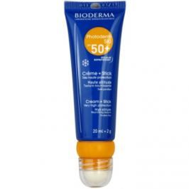 Bioderma Photoderm Ski krem do opalania SPF 50+  20 ml