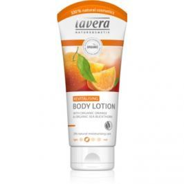 Lavera Body Spa Orange Feeling mleczko do ciała  200 ml
