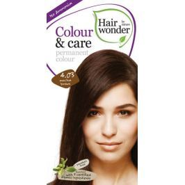 HAIRWONDER Colour & Care Farba do włosów 4.03-MOCHA BROWN 100ml