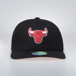 Czapka Mitchell & Ness Snapback Chicago Bulls black NBA Biowashed Zig Zag 110 SB - Chicago Bulls