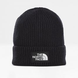 Czapka zimowa The North Face TNF Logo Box Cuf Beanie urban navy T93FJXH2G - urban navy