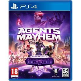 Gra Techland Agents of Mayhem PS4