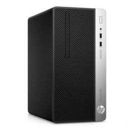 HP Desktop 400MT G4 i7-7700 / SSD 256GB / 8GB / DVD / Win10P  (1JJ76EA)